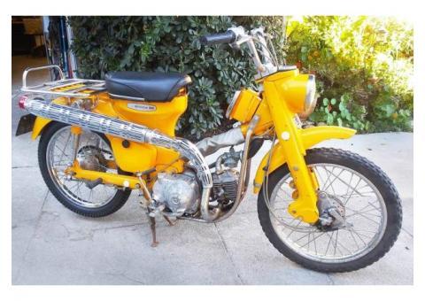 Honda CT90 Vintage 1968