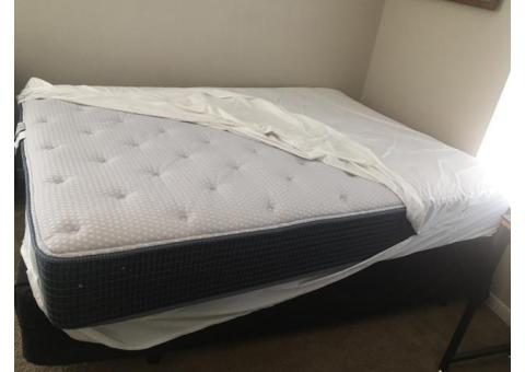 Like New Bed and Base