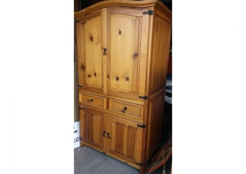Spanish armoire