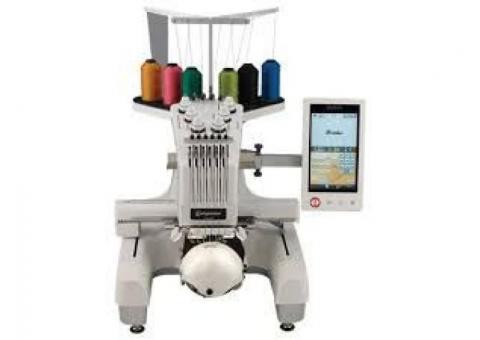 PR-650 Embroidery Machine