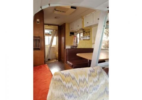 Vintage 1977 Avion RV $2,000.00 Great find! Tiny House Potential