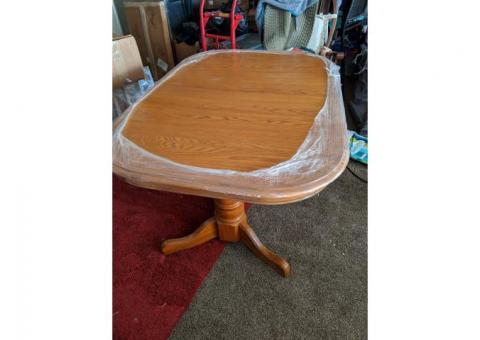 In Time For Thanksgiving Dining Table