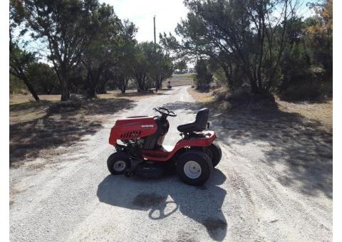 Riding lawn mower for sale $500.00 or best offer