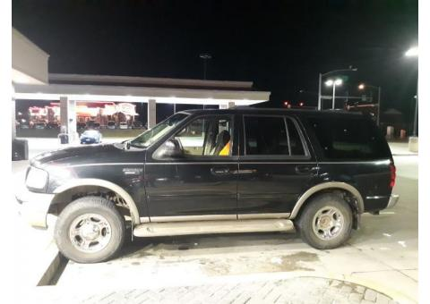 2000 Ford Expedition Eddie Bauer edition