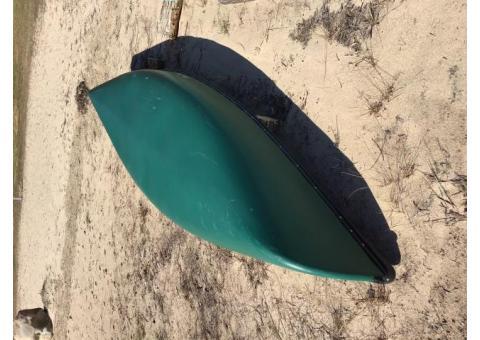 Fiberglass 14 ft. Canoe