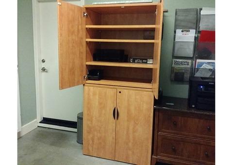 Office Cabinet Storage